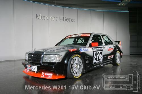 Mercedes W201 16v Club Ev